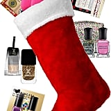 The most popular gift guide on Pinterest this week was our list of beauty stocking stuffers. They're the perfect size for Christmas and Hanukkah, too.