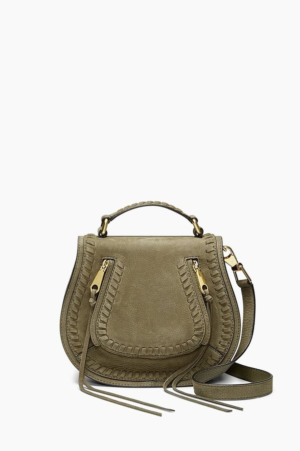 Rebecca Minkoff Vanity Saddle Crossbody