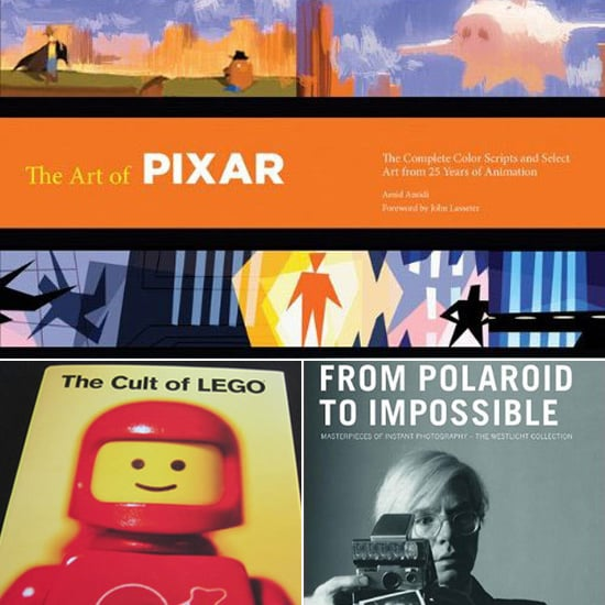 8 Books To Fill A Geeku0027s Coffee Table