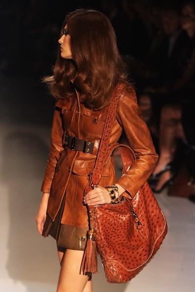 Milan Fashion Week: Gucci Spring 2009