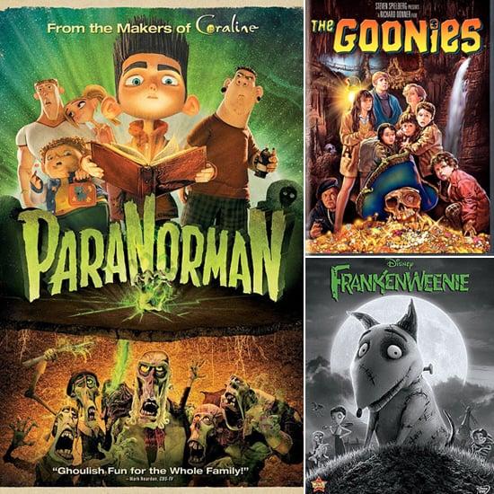 Good Little Kid Halloween Movies