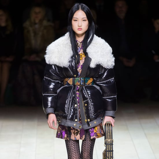 Burberry Autumn/Winter 2016 at London Fashion Week