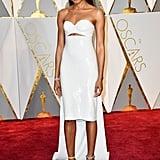 Naomie Harris at the 2017 Academy Awards