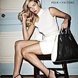 Pour La Victoire Fall 2012 Ad Campaign