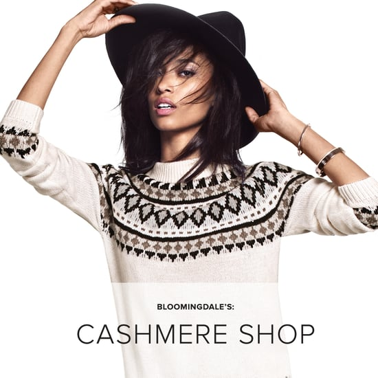 Bloomingdale's Cashmere Shop