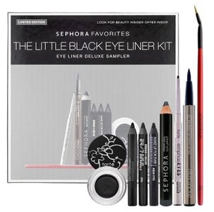 Enter to Win a Sephora The Little Black Eyeliner Kit Deluxe Sampler 2010-10-19 23:30:00