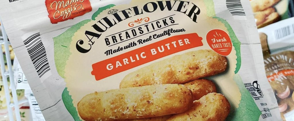 Aldi Is Selling Garlic Butter Cauliflower Breadsticks