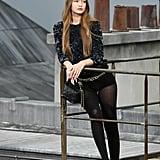 Gigi Hadid at the Chanel Spring/Summer 2020 Show