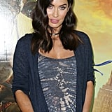Megan Fox Covers Up Her Baby Bump For a Day Out With Stephen Amell
