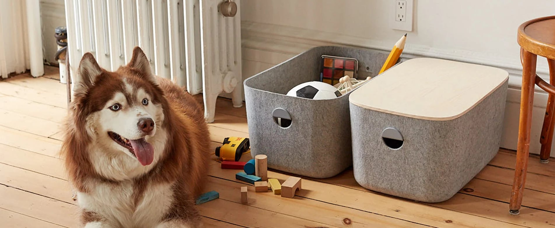 Best Stylish Storage Bins That Aren't Ugly
