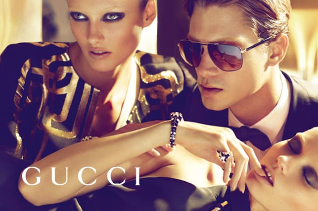All eyes on Gucci. Source: Fashion Gone Rogue
