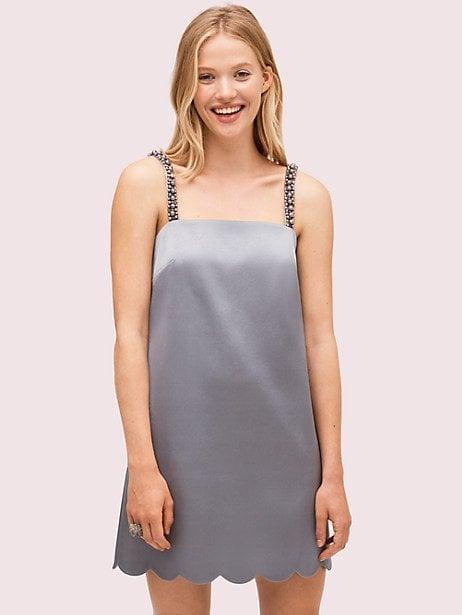 Pearl Pavé Shift Dress