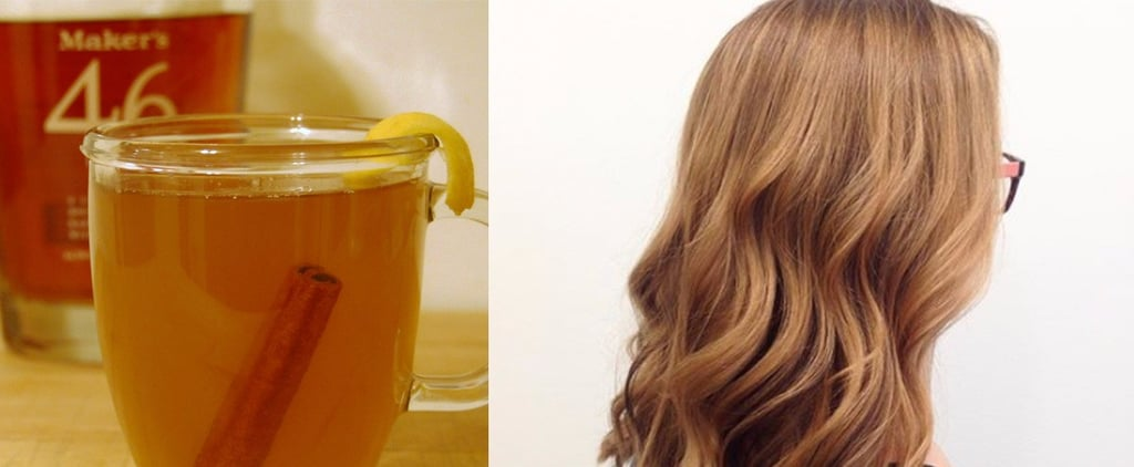 Hot Toddy Colored Hair Is Winter's Most Decadent Shade of Bronde