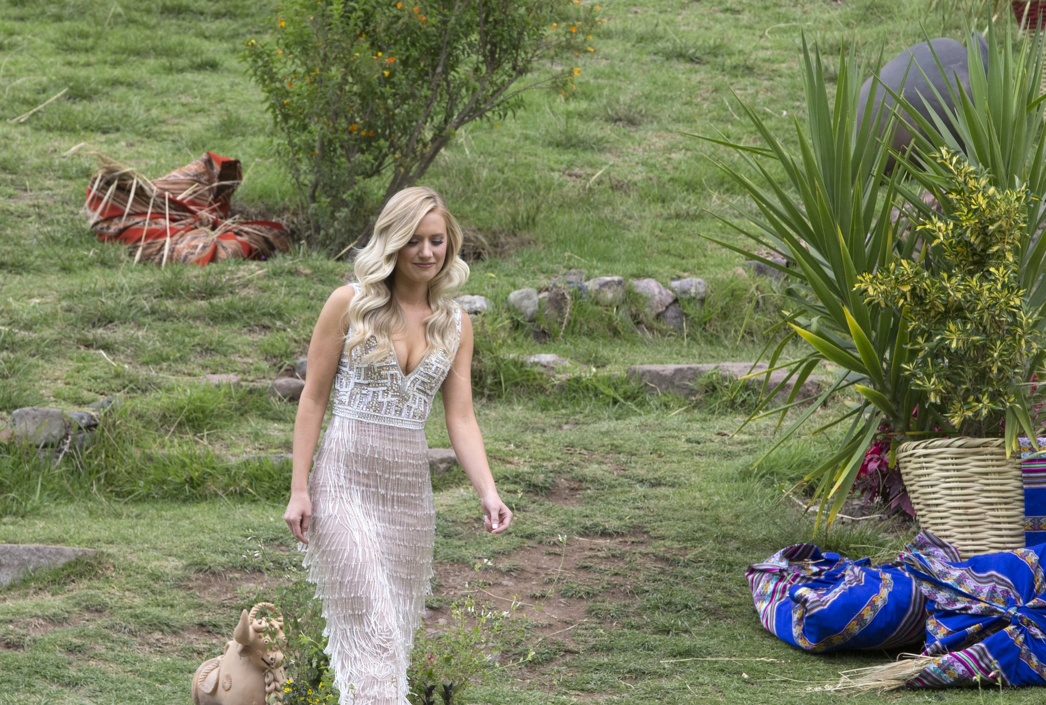 THE BACHELOR - Episode 2210 - The compelling live three-hour television event will begin with America watching along with the studio audience as Arie Luyendyk Jr.s journey to find love comes to its astonishing conclusion. The Bachelor prepares to make one of the most difficult choices of his life, having narrowed down the field to two women with whom he is madly in love  Becca K. and Lauren B. - and told both of them that he loves them. Who does Arie, after much soul-searching, see as his future wife? Find out on the season finale of The Bachelor, MONDAY, MARCH 5 (8:00-11:00 p.m. EST), on The ABC Television Network. (ABC/Paul Hebert)LAUREN B.