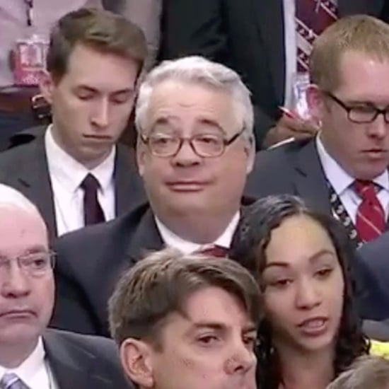 John Gizzi's Glasses Deal With It GIF