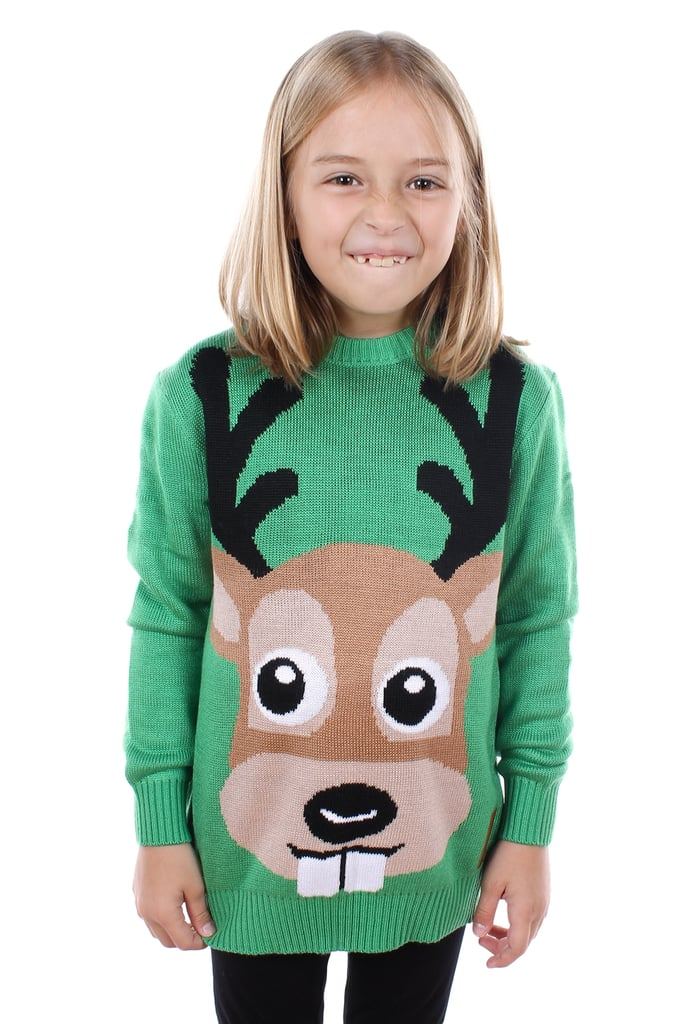 Ugly Christmas Sweaters For Kids | POPSUGAR Moms