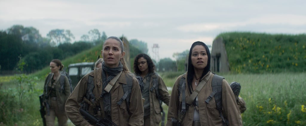 """Gina Rodriguez on Annihilation's Connection to Time's Up: """"We Had to Band Together"""""""
