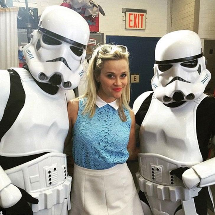 Celebrities Who Love Star Wars