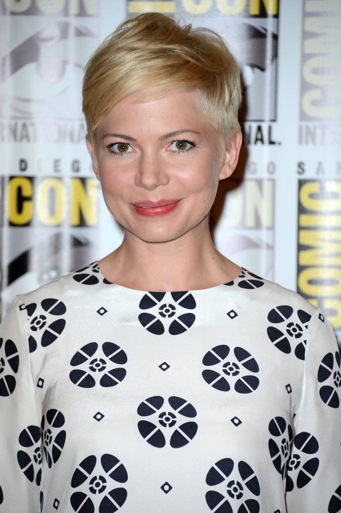 pixie short hair styles polished pixie side part hairstyle ideas popsugar 8288 | Polished Pixie