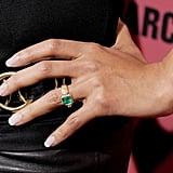 Halle Berry's Emerald