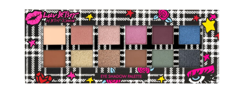 Luv Betsey by Betsey Johnson 12 Shade Eyeshadow Palette