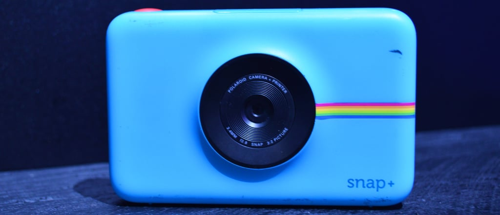 You Can't Live Without This New Camera That Prints Photos