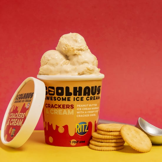 Coolhaus Is Launching a Ritz Peanut Butter Ice Cream Flavor