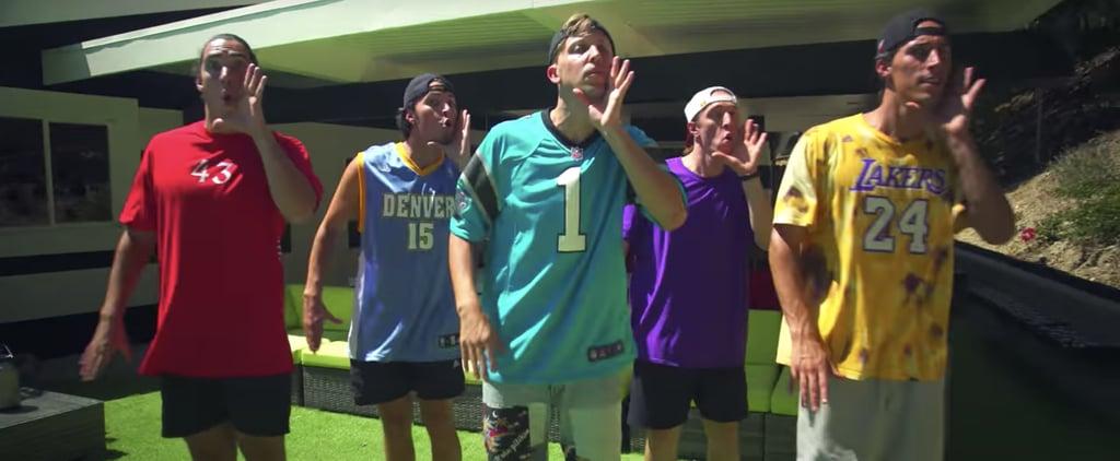 "Watch This BTS ""Dynamite"" Dance Video by Matt Steffanina"