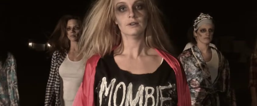 """This """"Thriller"""" Parody Is Made For Moms"""