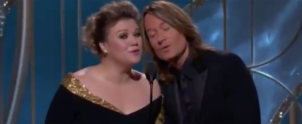 Kelly Clarkson and Keith Urban Gave Us a Mini Duet, and Now We Want More