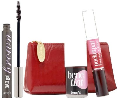 Friday Giveaway! Benefit BADgal Brown Mascara and Tinted Love Gift Set