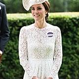 Kate Middleton, 2016
