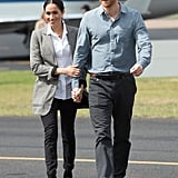Meghan Markle Compares Pregnancy to Jet Lag