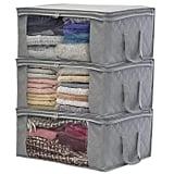 Sorbus Foldable Storage Bag Organisers
