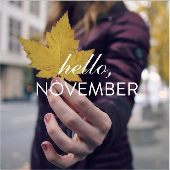 Celebrity Beauty Instagrams | Nov. 2, 2013
