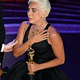 "Lady Gaga ""Shallow"" Acceptance Speech at 2019 Oscars Video"