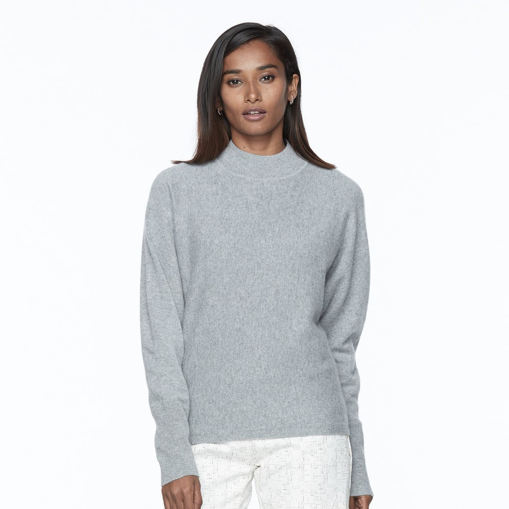 A Pull-On-and-Go Sweater