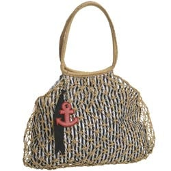 Love it or Hate it: Straw Nautical Shopper