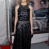 Saoirse Ronan caught our eye in dazzling Chanel polka dots at the Hanna premiere.