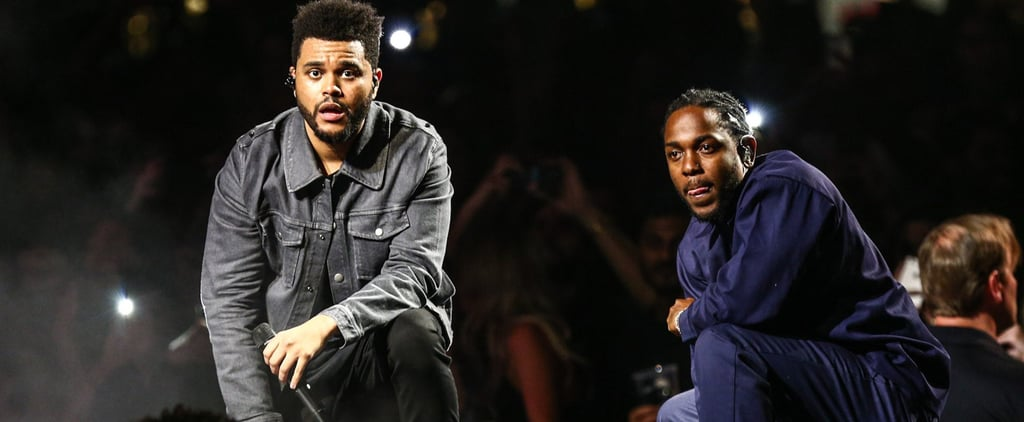 """The Weeknd and Kendrick Lamar """"Pray For Me"""" Song"""