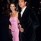 Julia Roberts et Benjamin Bratt en 1998