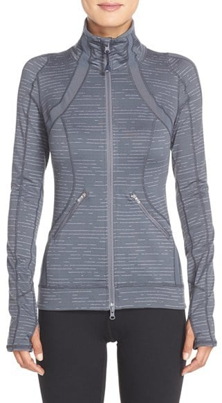 Zella Motivation Zip Front Jacket