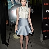 Kate Bosworth Brings Sexy Back For the Black Rock Premiere