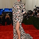 Kim Kardashian, 2013 Met Gala