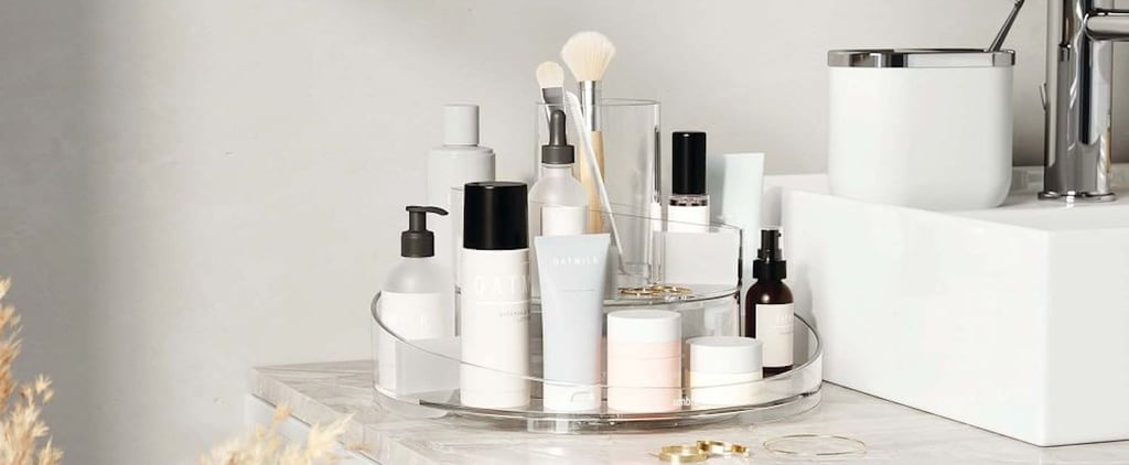 Best Lucite and Clear Organizers