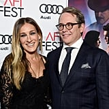 Sarah Jessica Parker and Matthew Broderick at AFI Fest 2016