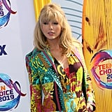 Taylor Swift at Teen Choice Awards 2019 Pictures
