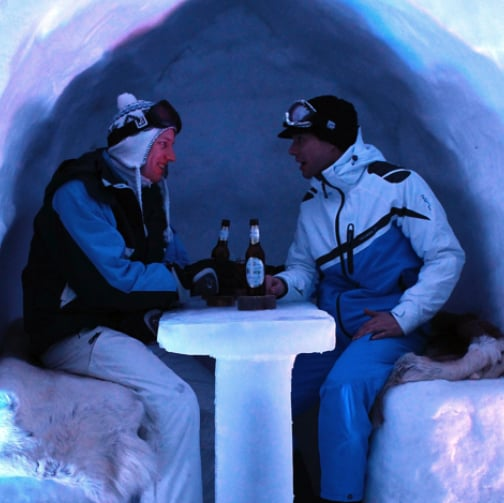 Pictures of Alpeniglu Hotel, Austrian Ice Hotel
