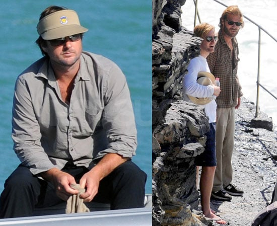 Photos of the Wilson Brothers on Vacation