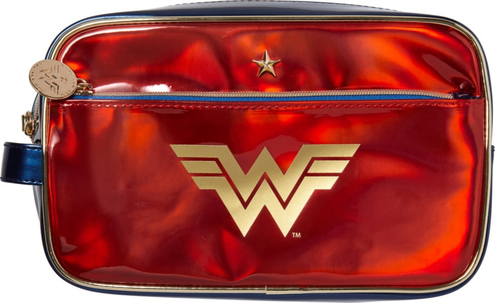 Ulta Wonder Woman 1984 Cosmetic Bag